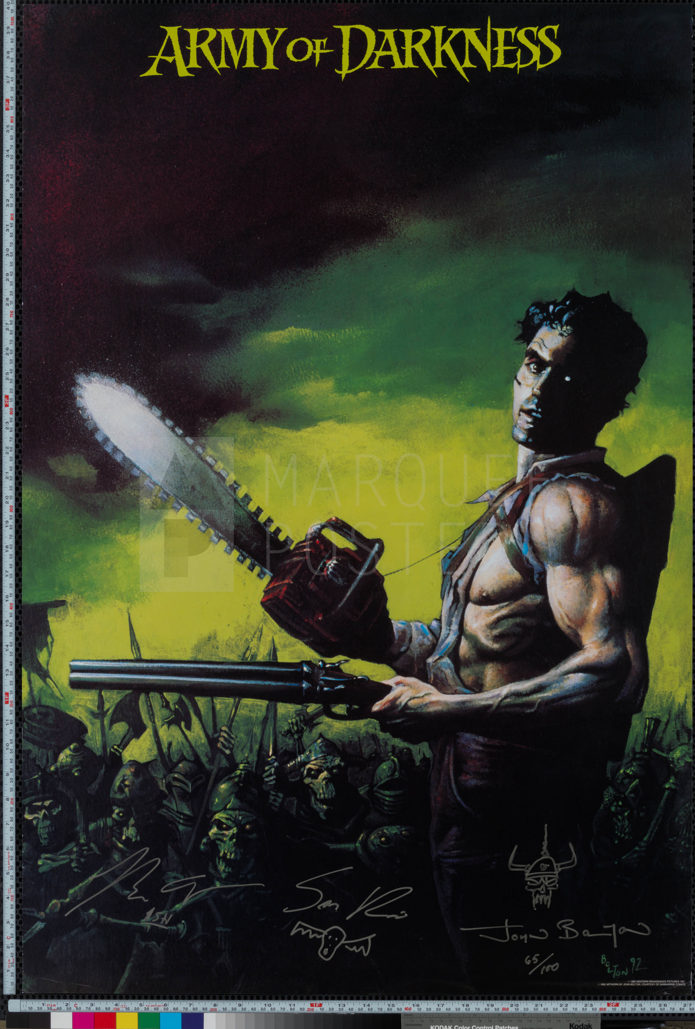 75-army-of-darkness-signed-art-print-us-1-sheet-1992-02