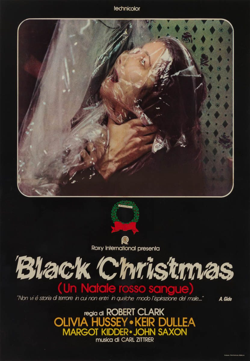 31 black christmas italian soggetone 1975 01 - Black Christmas Movie