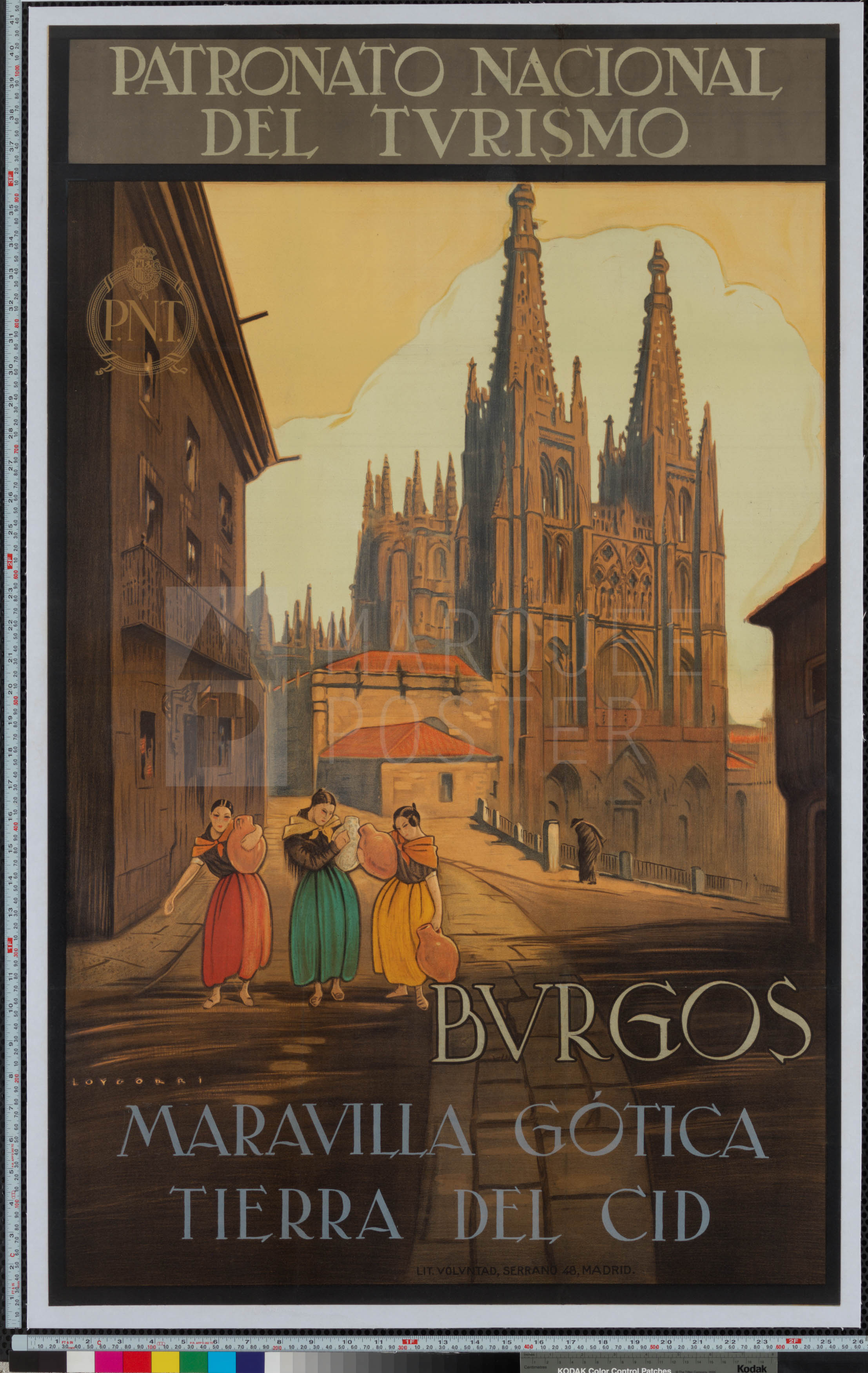 33-burgos-spain-gothic-wonder-spanish-1-sheet-1934-02