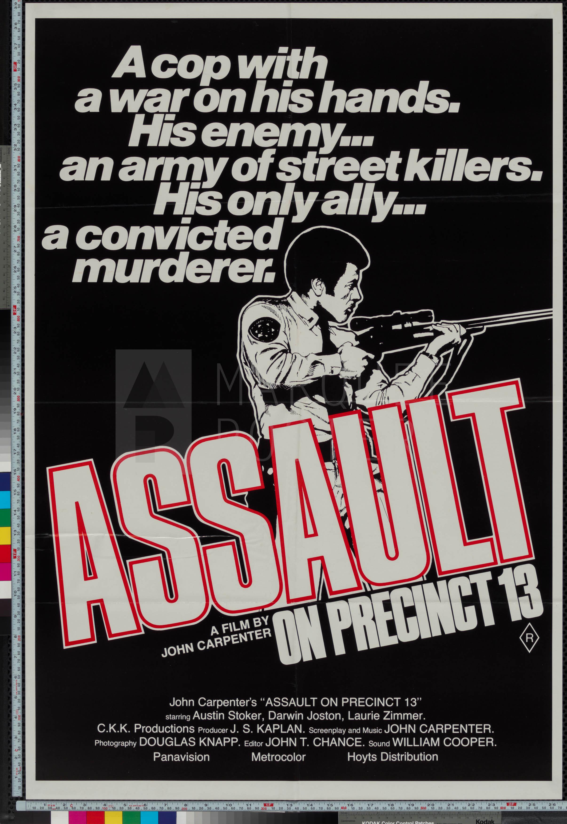 40-assault-on-precinct-13-australian-1-sheet-1976-02