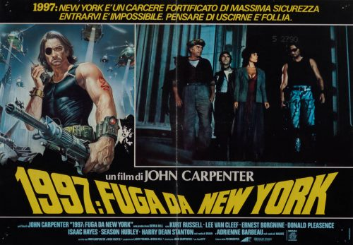 91-escape-from-new-york-crew-style-italian-photobusta-1981-01